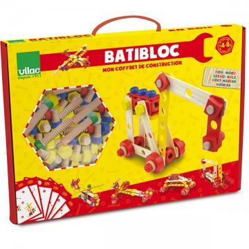 Mon coffret de construction Batibloc