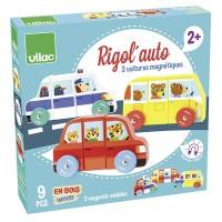 Rigol'auto 9 pièces