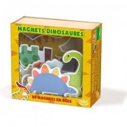 Jeu enfant Magnets Dinosaures 20 pièces