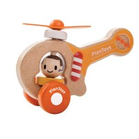 Mon premier hélicoptère