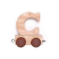 Train de lettres - Lettre C
