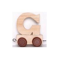 Train de lettres - Lettre G