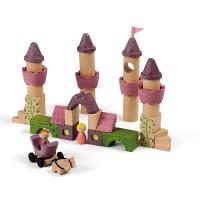 Bloc de construction conte de fées, 35 pièces