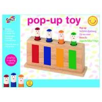 Jouet Pop-up toy en bois