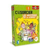 Le jeu C'est pas Sorcier Les mystères de la science 2