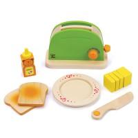 Le jouet Grille pain en bois