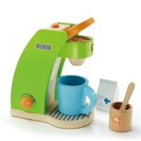Le jouet Machine à café en bois