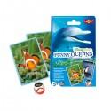 Bioviva Le jeu de cartes du mistigri des océans - Funny oceans