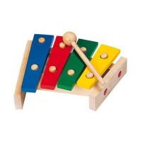 Jouet xylophone 4 lames