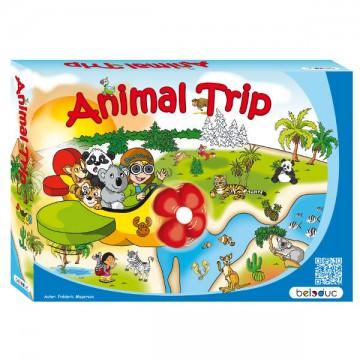 Animal trip -jeux pour découvir le monde