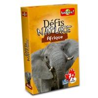 Jeu de cartes - Défis nature- Afriques