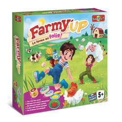 Bioviva jeu Farmy up
