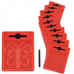 Set de 12 Planches Magnétiques