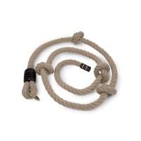 Corde à grimper avec noeuds 2 m