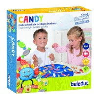 Candy jeu de bonbons - Théo et Eva