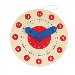 Horloge apprendre à lire l'heure