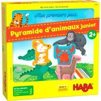 Mes premières jeux - Pyramide d'Animaux - Théo et Eva