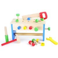 Etabli et boîte à outils 2 en 1