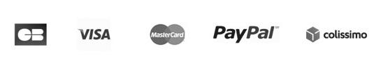 Logo de nos partenaires bancaires et de transport